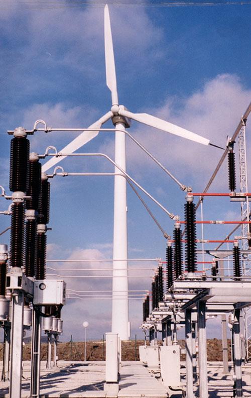 Energía Eólica CYMIMASA