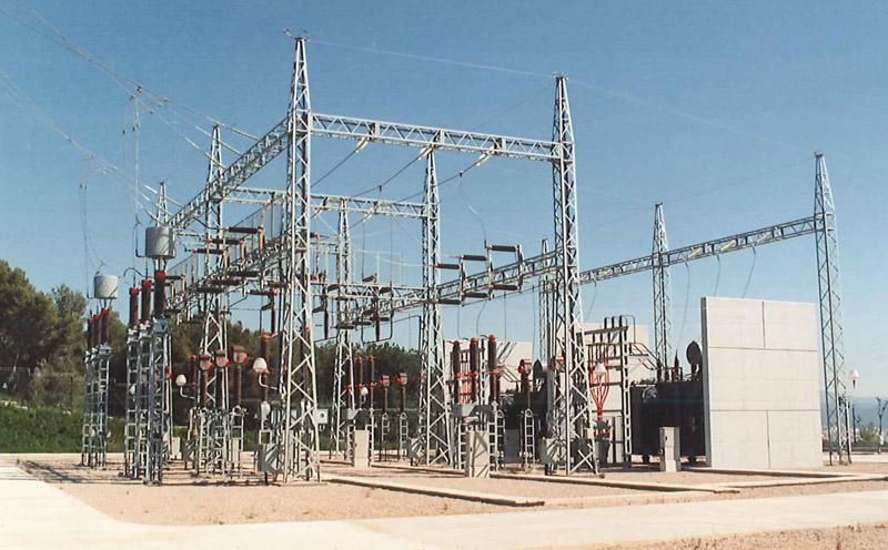 CYMIMASA Transporte de Energía Eléctrica - Subestaciones